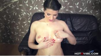 Squirting Chica Grosor natural